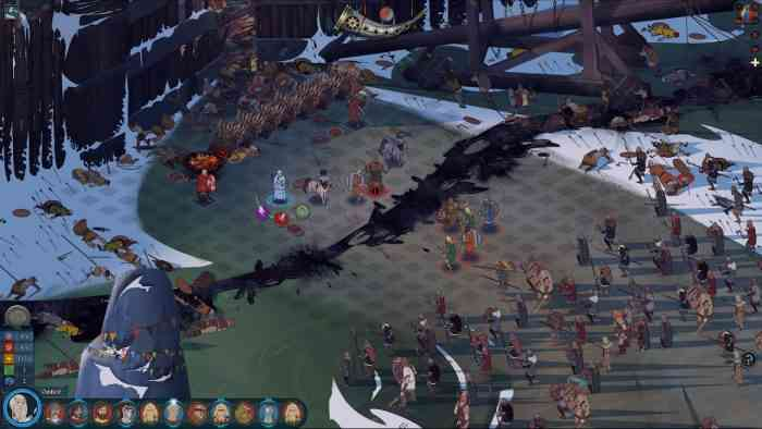 Banner Saga 3 and Banner Saga Trilogy Release Date Set For July