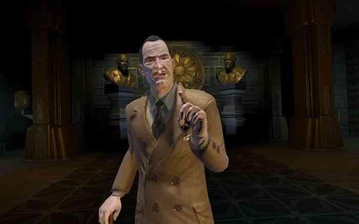 Villains - Andrew Ryan - Bioshock-min