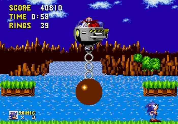 Villains - Dr Robotnik - Sonic the Hedgehog-min