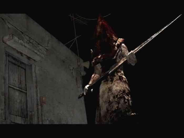 Villains - Pyramid Head - Silent Hill-min