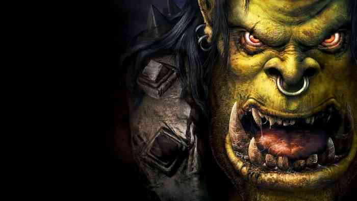 Warcraft 3 Blizzard