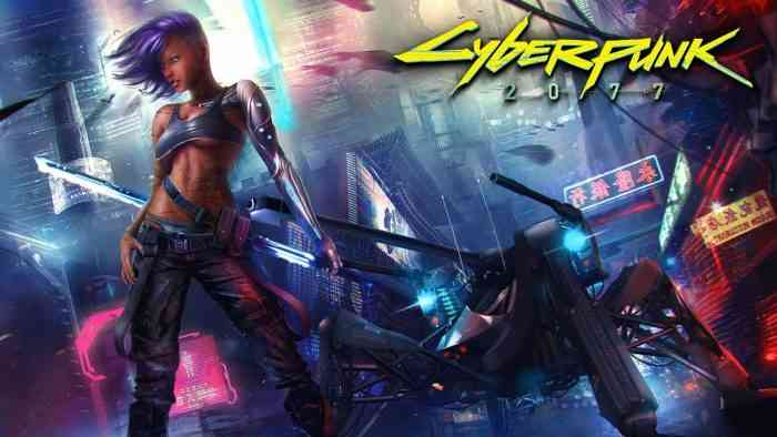 cyberpunk 2077 top new