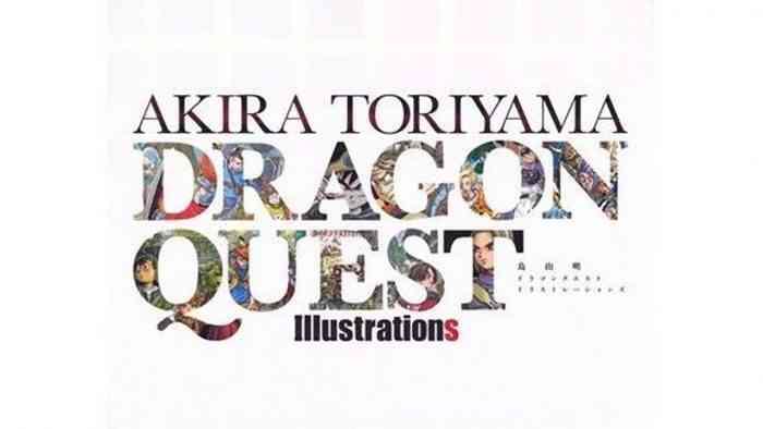 Dragon Quest Art Book