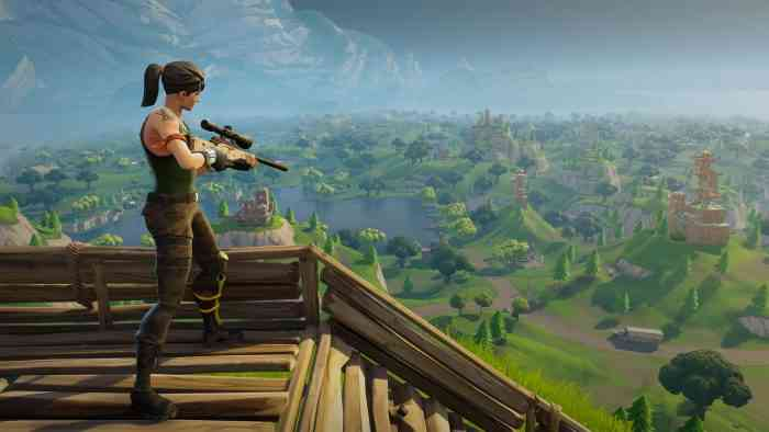 Fortnite Dev Talks Increasing the 100 Player Limit