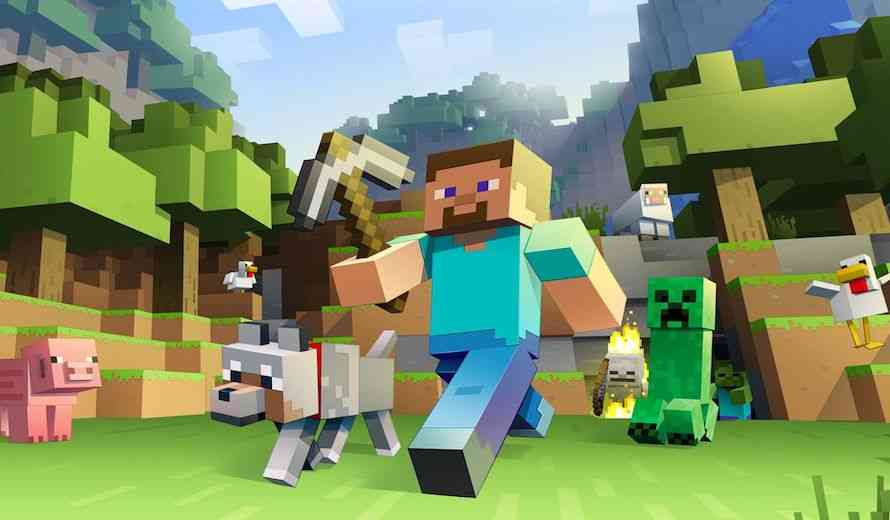 Minecraft Has More Than 100 Million Players Every Month