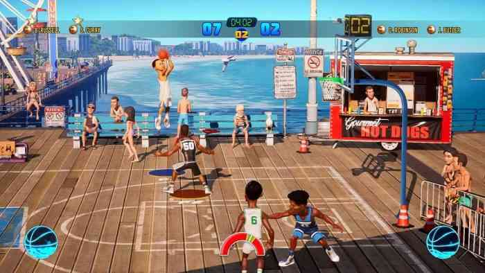 Get Ready to Hit the Streets in NBA Playgrounds 2