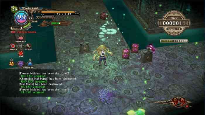 witch and the hundred knight 2 top