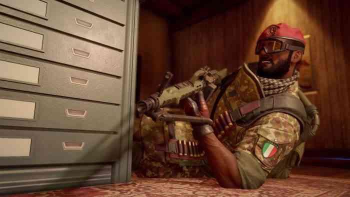 Rainbow Six Siege Operation Para Bellum update