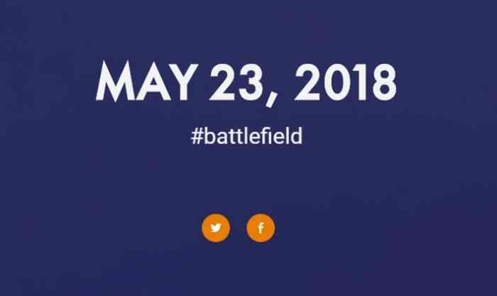 Easter egg leads fans to secret Battlefield announcement