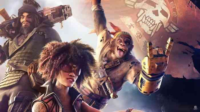 Beyond Good & Evil 2 Gameplay Reveals Augments, Co-Op, Vehicles