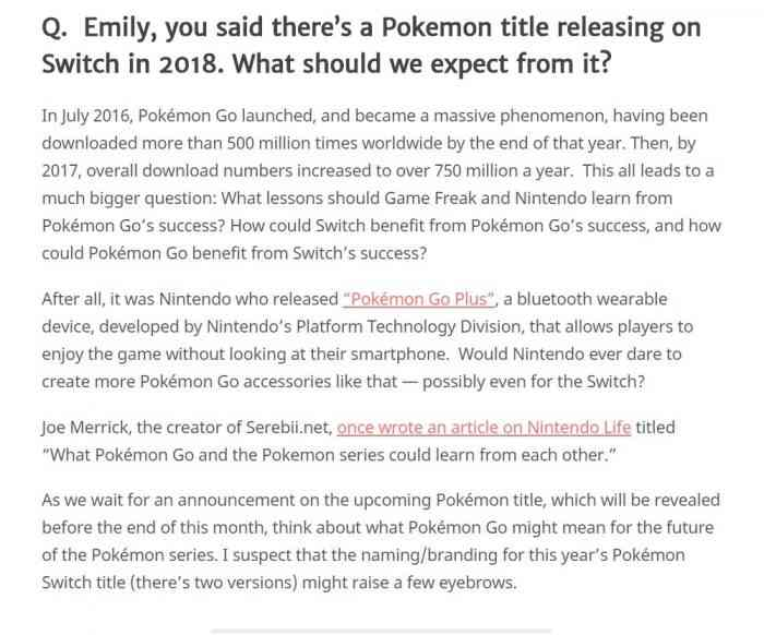 Emily Rogers Pokemon Blog