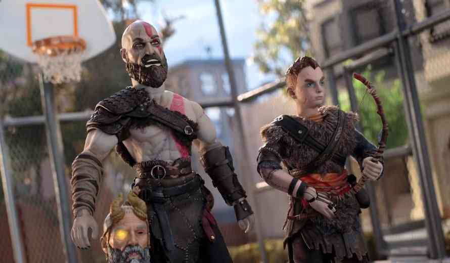 Sponsored Robot Chicken Trailer Hypes Of God Of War On Ps4 Pro-9146