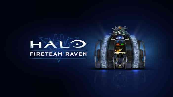'Halo: Fireteam Raven' (Arcade) Announced - Trailer