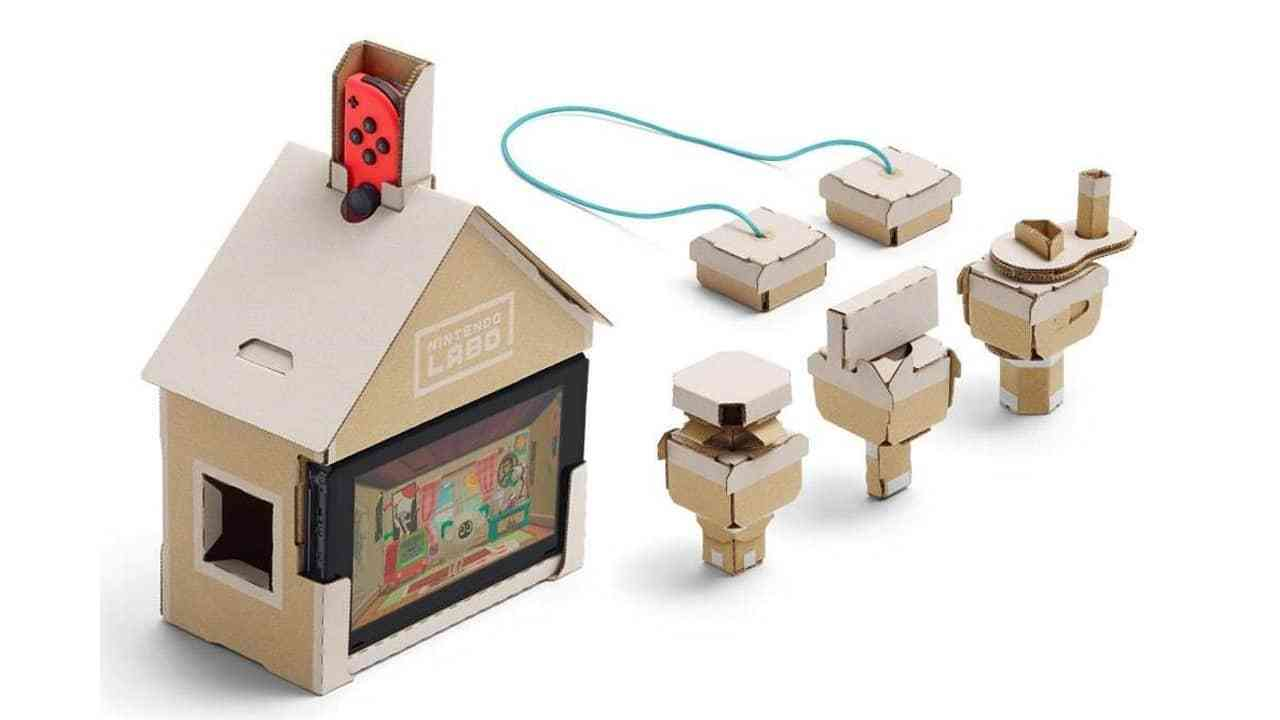 Nintendo LABO - Variety Pack - House - Article Prime-min