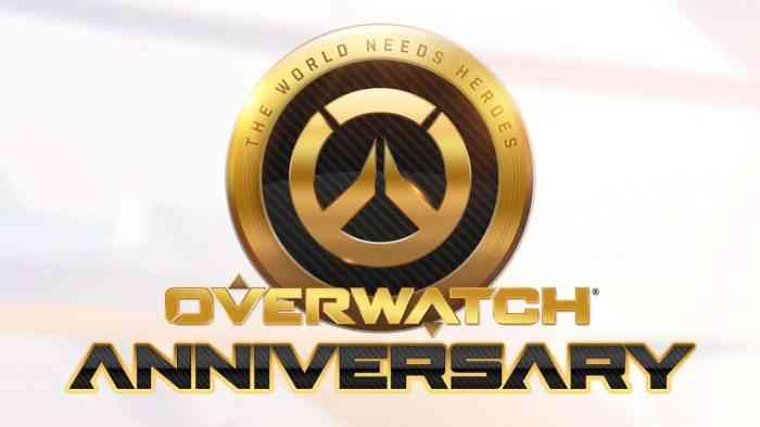 Overwatch Anniversary event returns on May 22, free weekend announced
