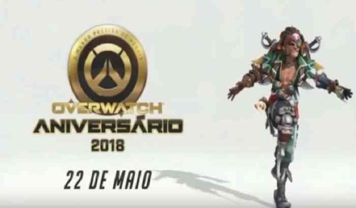 Pirate Junkrat got moves in the new Overwatch event.