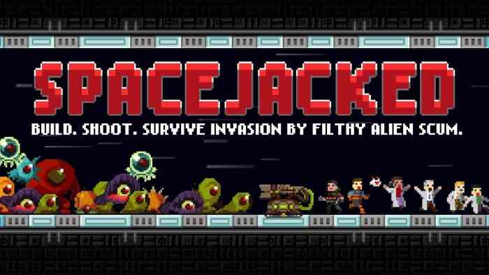 spacejacked review