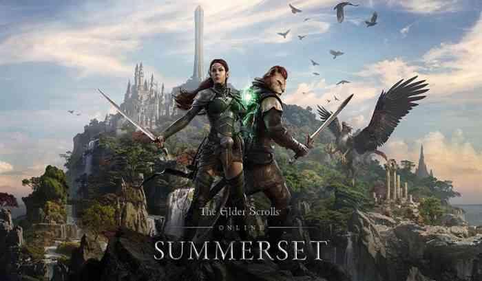 Summerset Elder Scrolls
