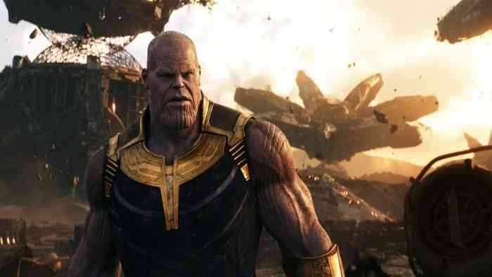 Mod Brings Thanos to GTA V Online   COGconnected