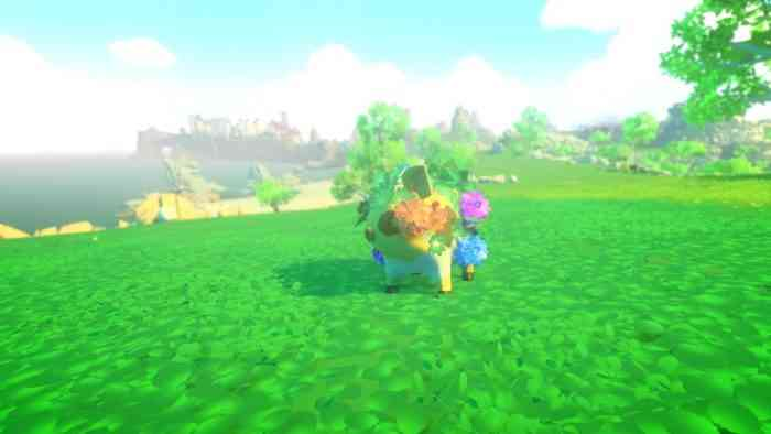 Yonder Switch Photo Mode
