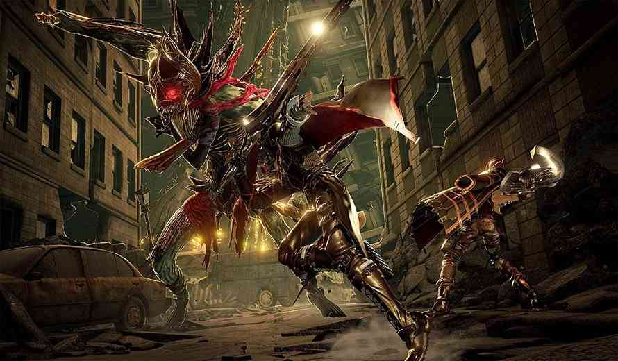 Code Vein Review - Dark Souls + Anime = Addictive Fun | COGconnected