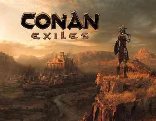 conan exiles game art