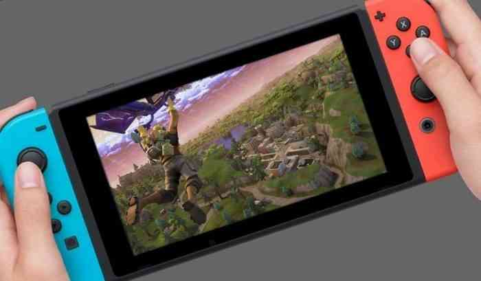 fortnite switch feature