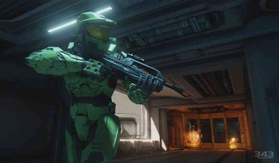 The Halo Master Chief Collection is Slowly Making its Way to PC, Tons of Tests are Underway - COGconnected