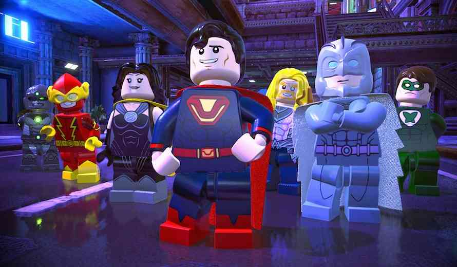 Feels Good To Be Bad With Lego Dc Super Villains Gameplay
