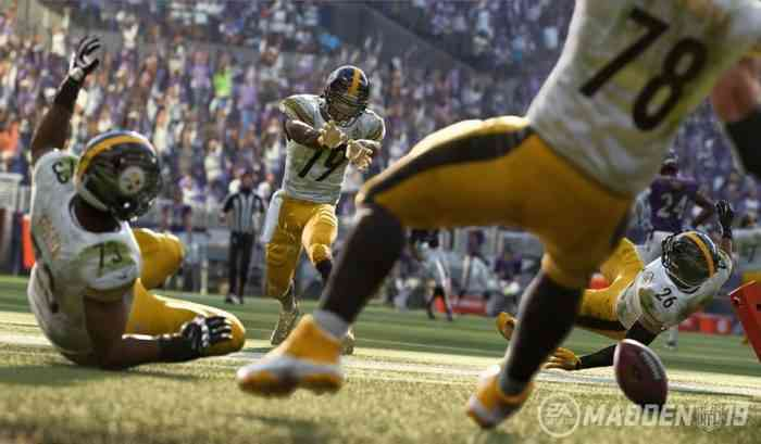 madden nfl 19 feature