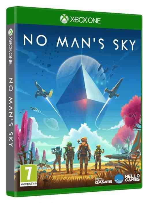 No Mans Sky Xbox