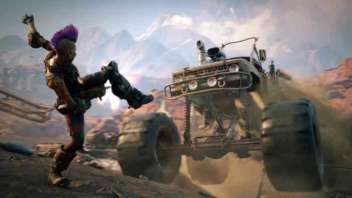 Rage 2: Release Date Announced