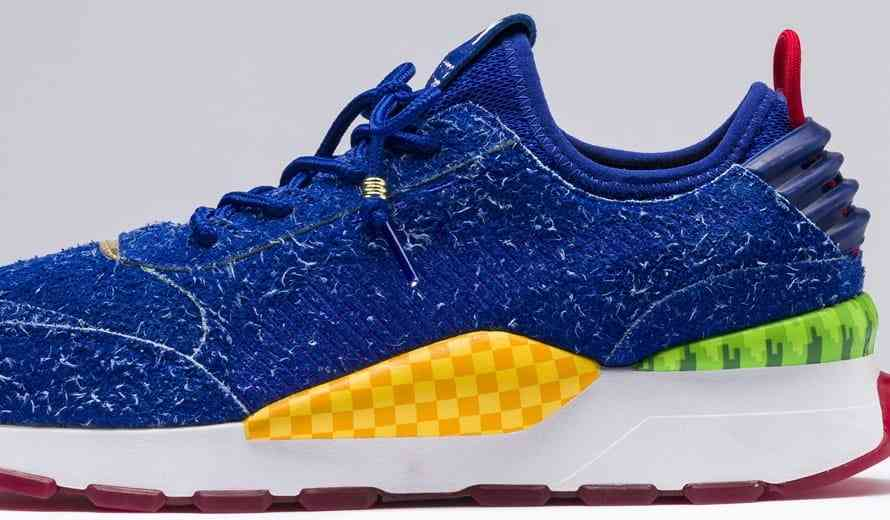 Puma's Sonic Sneakers Available This June | COGconnected