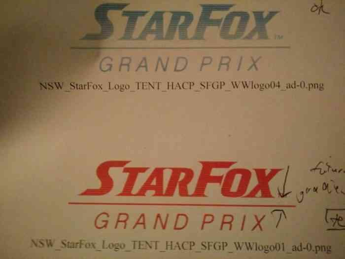 StarFoxRacing