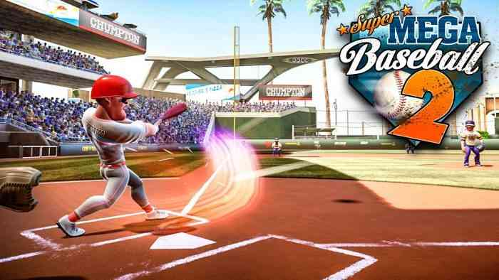 super mega baseball 2 top