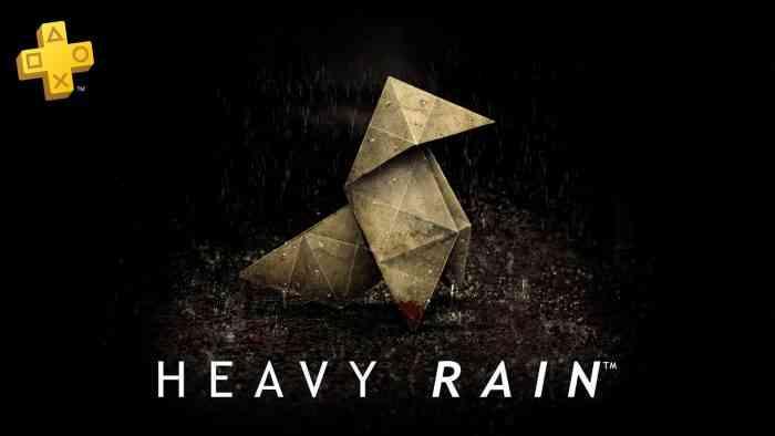 Quantum Games, Heavy Rain