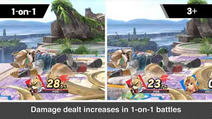 Smash Bros. Ultimate 1 v 1