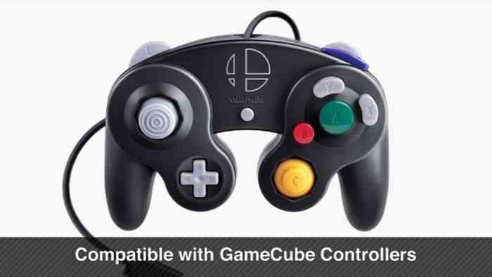 Smash Bros. Ultimate Gamecube Controller