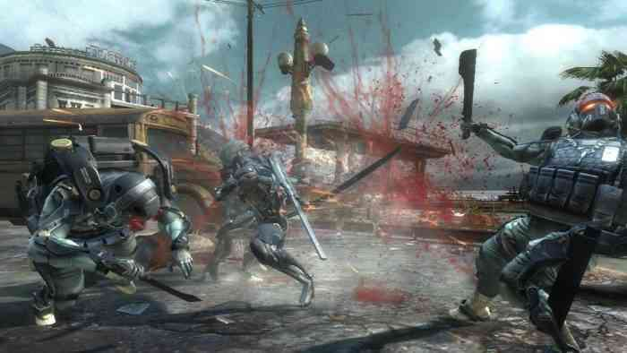 'Metal Gear Rising: Revengeance' Unplayable on Mac Due to DRM Limits