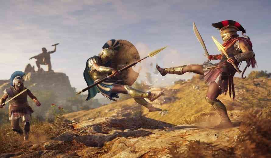 Maybe We Aren't Ready for Another Assassin's Creed But Odyssey Looks and Feels Amazing