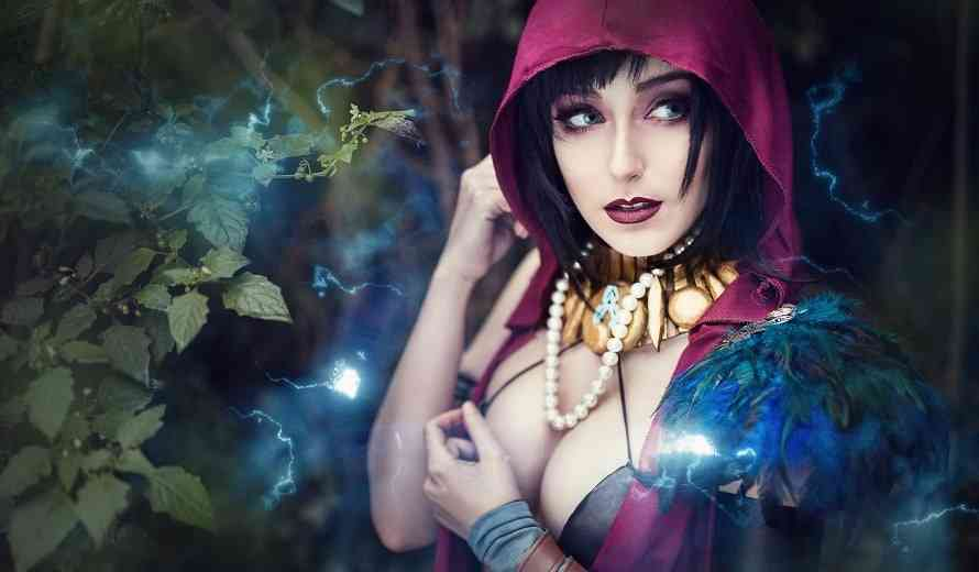 Presenting the Powerfully Luscious Collection of Anissa Cosplay