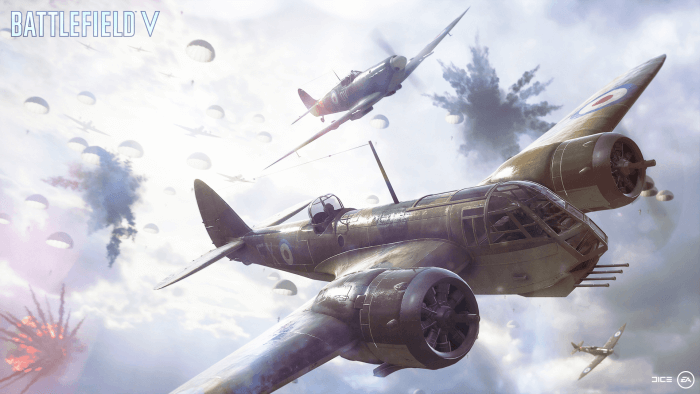 DICE Says They Have No Plans for Battlefield V War Story DLC Content