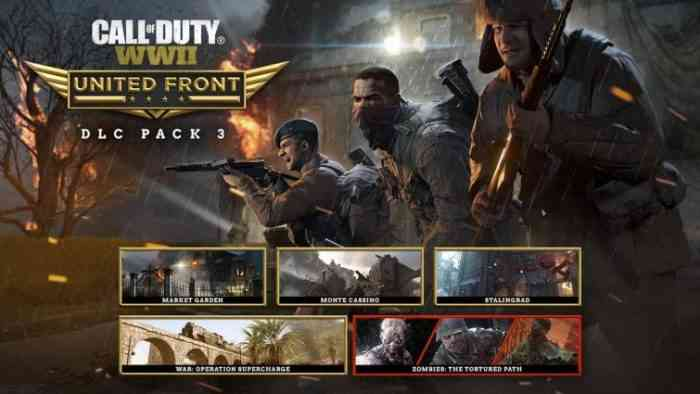 Call of Duty WW2 United Front