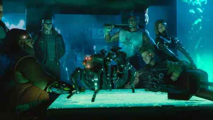 Cyberpunk 2077's E3 2018 Trailer Hides A Message From CD Projekt Red