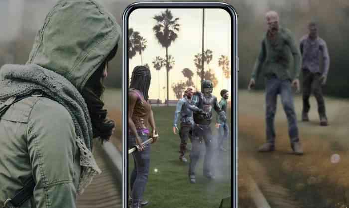 Walking Dead Our World AR