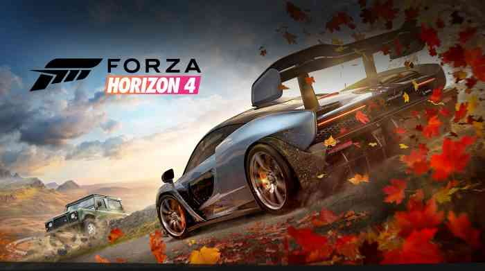 Forza Horizon 4 feature