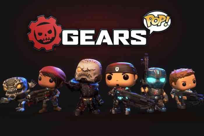 Gears of War Pop