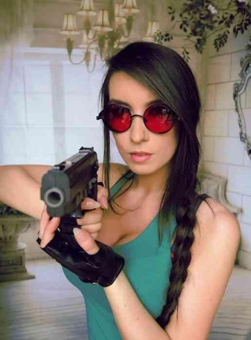 Giulietta Zawadzki - COSPLAY - Lara Croft 04-min