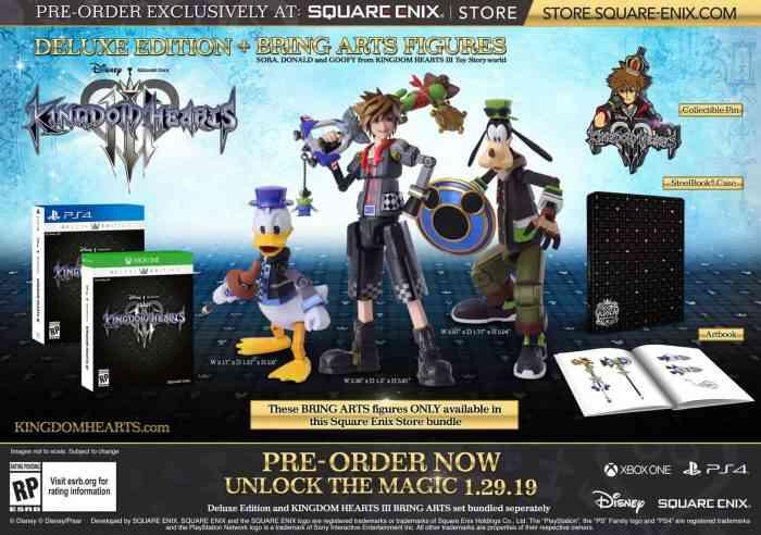 Kingdom Hearts Collector's Edition