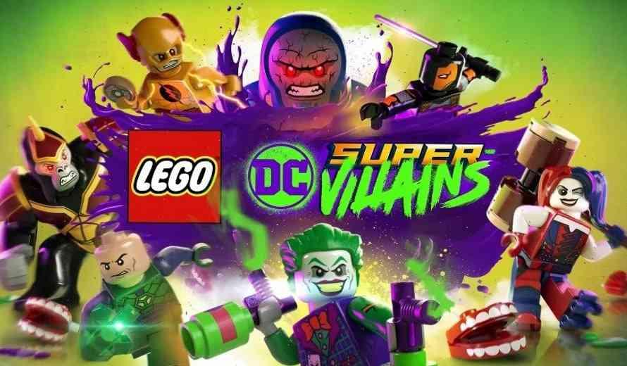 LEGO DC Super-Villains Launch Trailer Drops